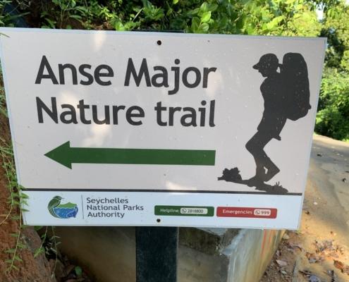 Anse Major Nature Trail