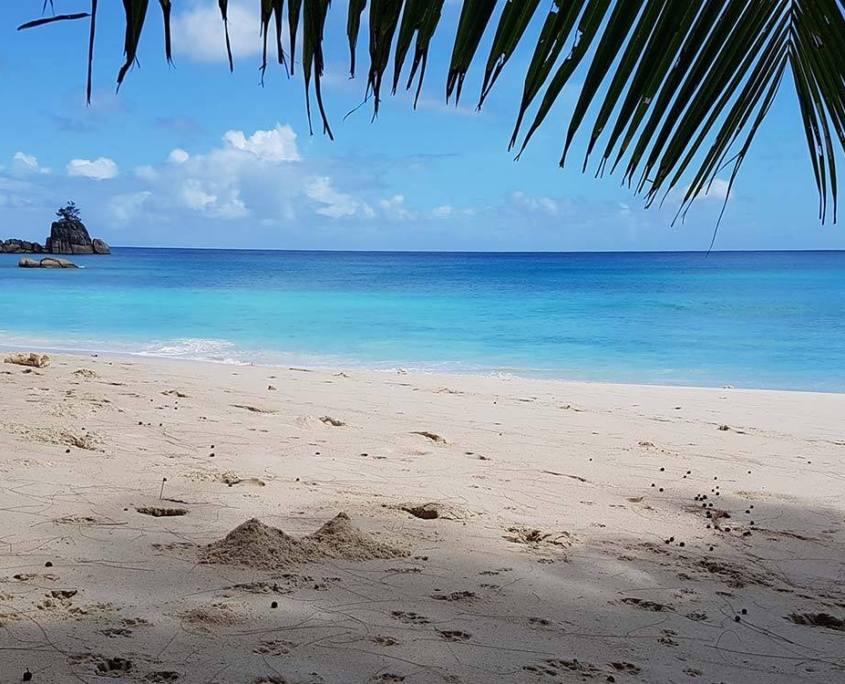 Anse Soleil Seychelle-szigetek