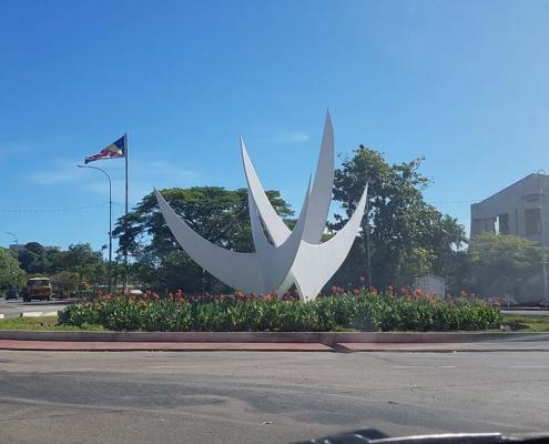 Zweihundertjahrfeier-Denkmal Seychellen