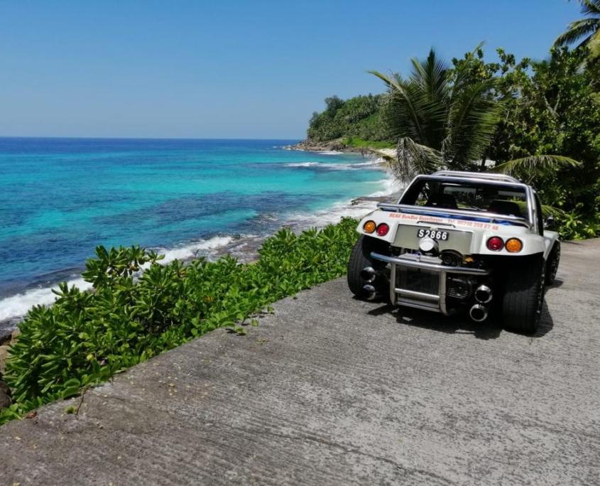 Buggytour Seychellerna