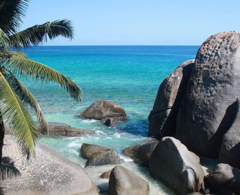 Carana Beach Mahe