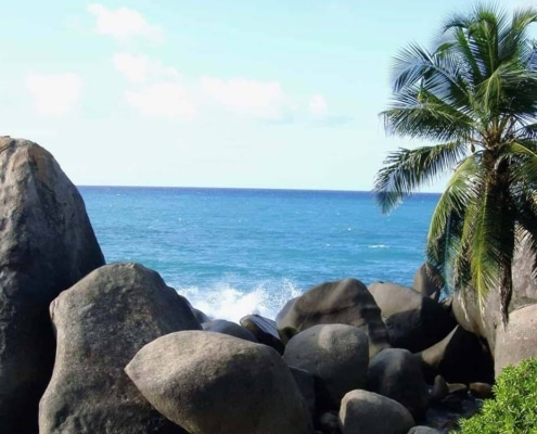 Spiaggia di Carana