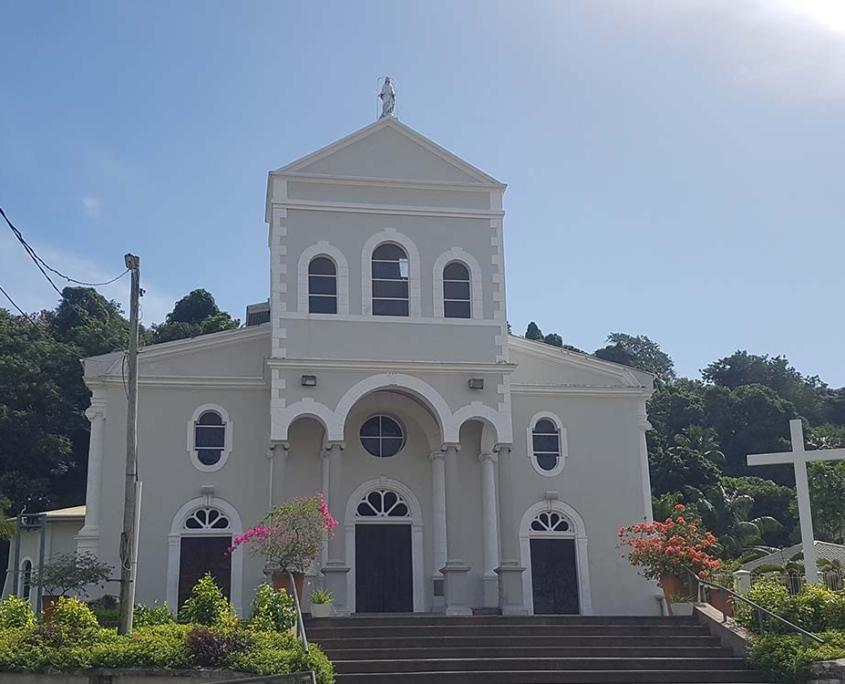 Cathédrale de l'Immaculée-Conception de Victoria
