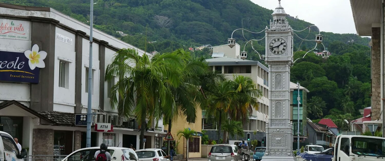 Clocktower City Tour Victoria Seychelles
