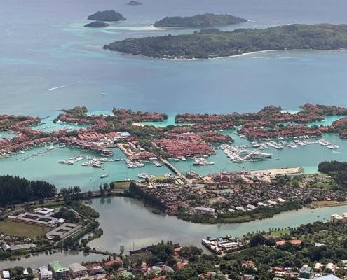 Eden Island Seychellerne