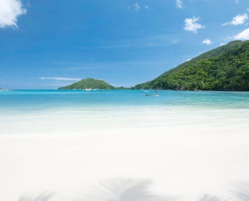 Ephelia Hotel Beach, Port Launay, Seychelles