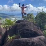 Balanced Sheena on Island Tour