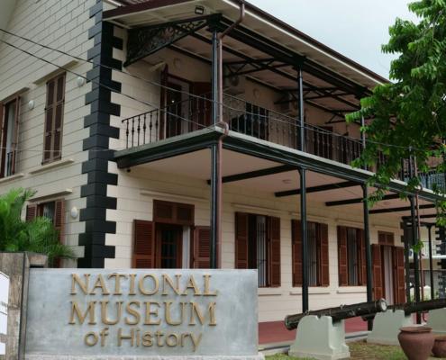 Nationales Museum für Geschichte, Seychellen