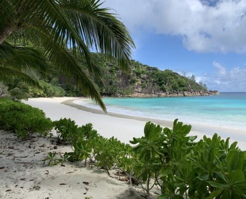 Petit Anse at Four Seasons on Mahe, Seychelles