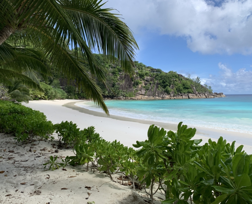 Petit Anse at Four Seasons on Mahe, Seychelles