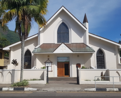 St.Paul Kathedrale Seychellen