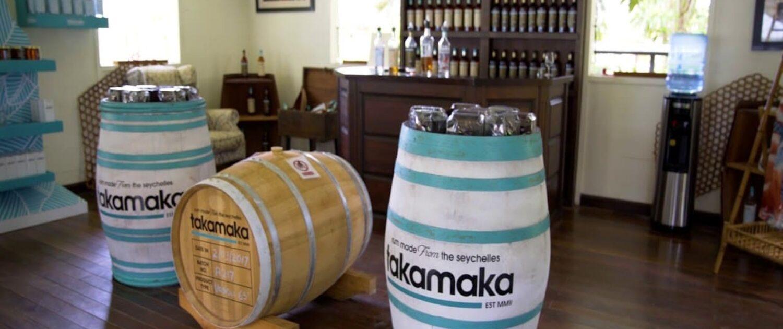 Takamaka Distillery