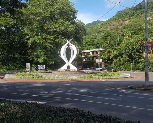 Denkmal für die Einheit der Seychellen