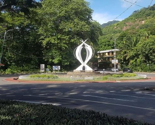 Monument de l'unité des Seychelles