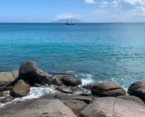 Anse Major på Mahe, Seychellerne