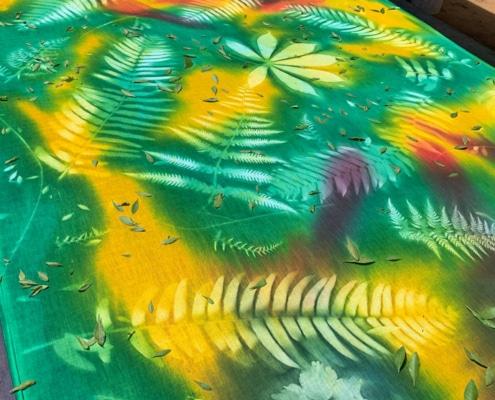 Sun print RootsSeychelles-szigetek