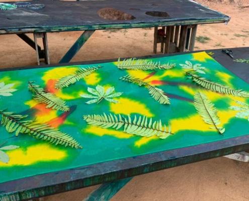 Sunprint RootsSeychelles-szigetek