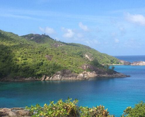 Anse Major Bay, Seychellerne